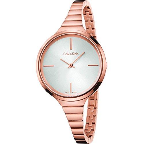 Calvin Klein Damen-Armbanduhr K4U23626