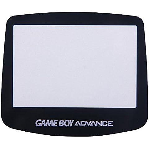 Timorn reemplazo de la pantalla de la cubierta protectora de la lente Panel para Game Boy Advance System (2x lente de la
