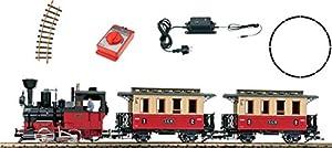 Märklin - Set Inicial para modelismo ferroviario G Escala 1:87 (L 70302)