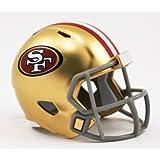 Riddell San Francisco 49ers NFL Velocidad Bolsillo Pro Micro tamaño de  Bolsillo Mini Casco 6be6e722f73