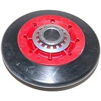 Bauknecht 481952878089°c00311045accesorio secador secador de ropa rueda de apoyo tambor