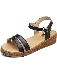 Casa Estar Por Zapatillas Piel es De Amazon Con Zapatos 6A0pqwH