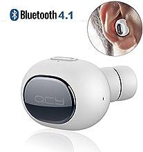 Auriculares Bluetooth 4.1 Mini Cascos Inalambrico con Micrófono Manos libres más larga duración de la batería para iPhone,iPad, Huawei y otros Android smartphone etc.