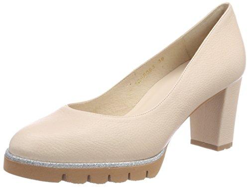 Gadea 40980, Zapatos de Tacón con Punta Cerrada para Mujer, Rosa (Ginger Nude Nude), 39 EU