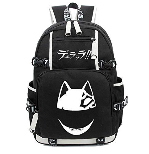 YHEGV Japanische Anime Cosplay Laptop Bookbag Rucksack umhängetasche Schultasche