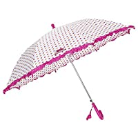 Trespass Childrens Girls Clarissa Patterned Umbrella