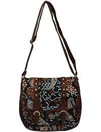 Sling bags for girls (Black)
