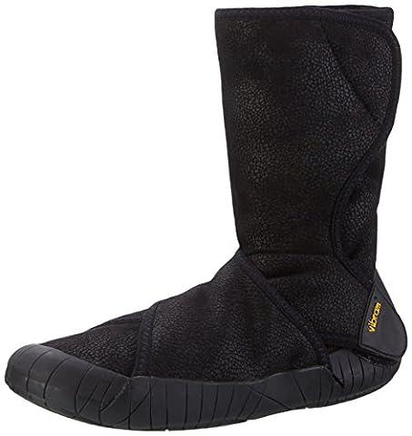 Vibram FiveFingers Unisex-Erwachsene Furoshiki Mboot Stiefel, Schwarz (Black), 46/47 EU