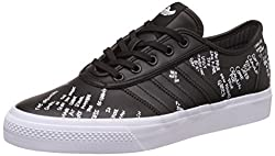 adidas Originals Mens Adi-Ease Classified Cblack, Ftwwht and Blubir Sneakers - 9 UK/India (43.33 EU)