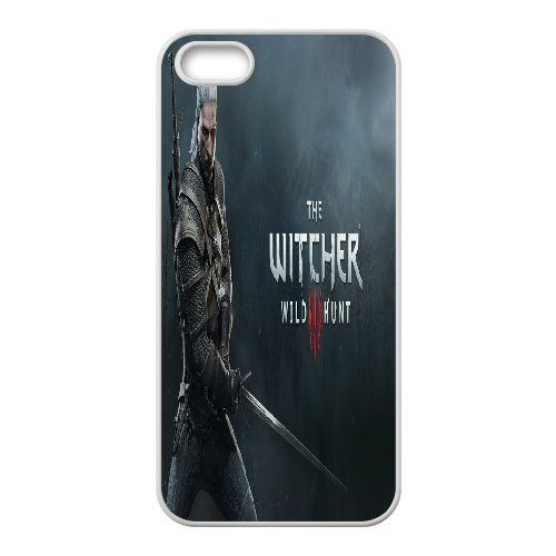 Personalised Custom iPhone 5 5s SE Phone Case The Witcher