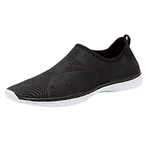 Couple Grande Taille Ultra léger Respirant Wading Snorkeling Shoes Chaussures de Plage 2019 Basket Blanche Pas Cher Montante Solde Marque Hiver avec Scratch Shoes Running Sneaker Sport