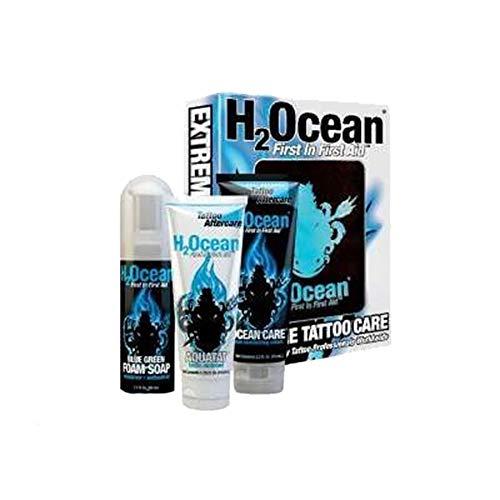 eeddoo H2Ocean Extreme Tattoo Pflege Set (H2ocean Tattoo)