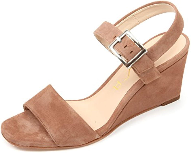 C9210 C9210 C9210 sandalo donna UNISA DAVO scarpa beige scuro sandal scarpe woman   Di Nuovi Prodotti 2019    Uomo/Donna Scarpa  4cef95