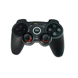 Redgear Elite Wireless Gamepad for PC Games(Black)