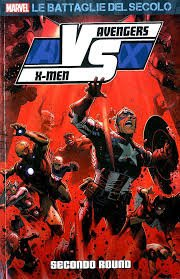 Marvel Le Battaglie del Secolo 11: Avengers Vs X-Men, Secondo Round