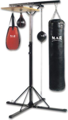 M.A.R. Boxstation mit 4 Übungseinheiten
