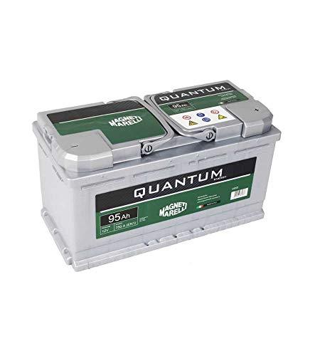 Quantum Marelli L5 Batteria Auto 95AH 750A 12V