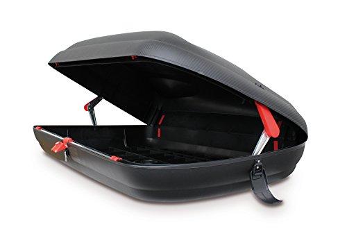 good Year 77205abschließbar Universal Auto Dach Box, schwarz, 320Liter (Auto Dach Box)