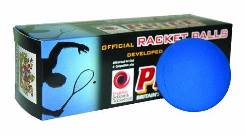 Ransome Racketball-Bälle, Blau, 3er-Pack