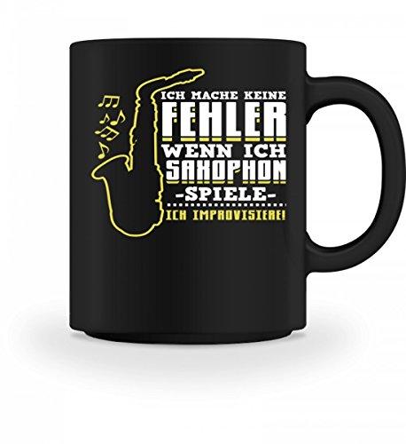 Hochwertige Tasse - Ideal für jeden, der Saxophon liebt!