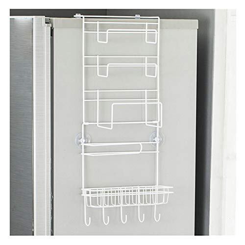 PerGrate Kühlschrank Seitenwand Aufhänger Küche Lagerregal Multifunktions hängen Regal