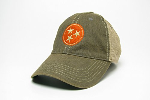 ker Style Hat/Cap-2Farben-Grau und Marine (grau) ()