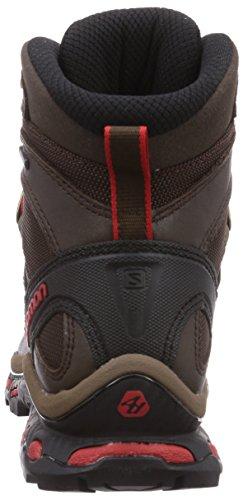 Salomon Quest Origins Gtx, Chaussures de Randonnée Femme Braun (Absolute Brown-X/Black/Quick)