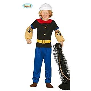 Popeye Sailor Kostüm für Kind