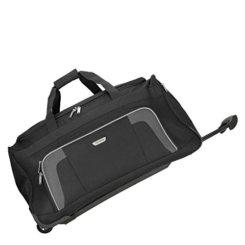 Travelite Orlando Trolley 70 cm, 76 l, Nero