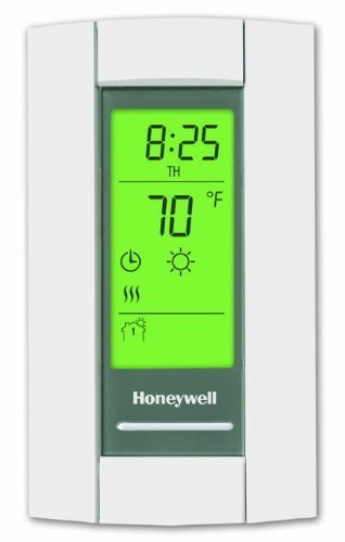 Honeywell - TL8230A1003 - T-Stat, Line V, Digital, 208-240 V by Honeywell