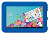 ittle British Kids 7' IPS Screen, Quad Core Google Android 4.4 Tablet PC (8GB , 1GB Ram, USB, Wifi, Bluetooth, HDMI) - Blue