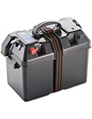 Caisse pour batterie - 200 x 350 x 235 h
