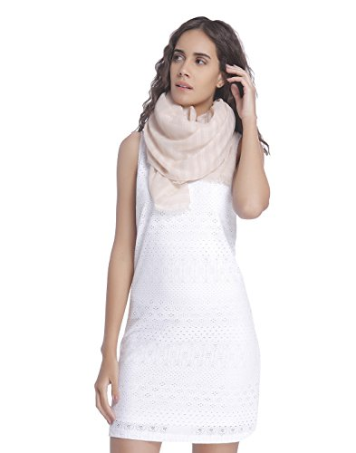 Vero Moda Women's Casual Scarves (_5713445512247_Moonlight_Free Size_)  available at amazon for Rs.699