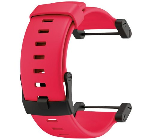 SUUNTO Core Writsband – Correa de reloj, color rojo
