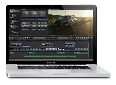 Apple MacBook Pro Retina Display MC976D/A 39,1cm (15,4 Zoll) Notebook (Intel Core i7, 2,6GHz, 8GB RAM, 512GB Flashspeicher, NVIDIA GT 650M, Mac OS)
