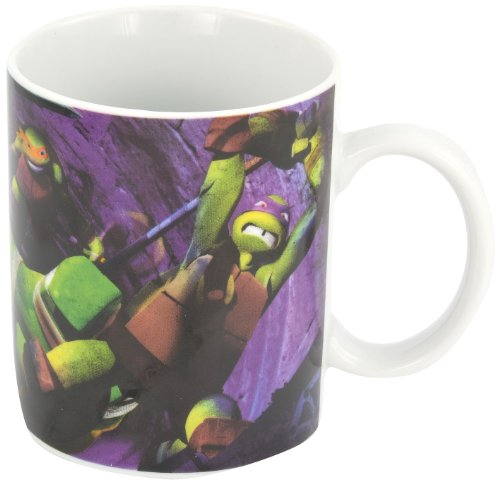 Unitedlabels 0118509 Turtles, Tasse, 320 ml