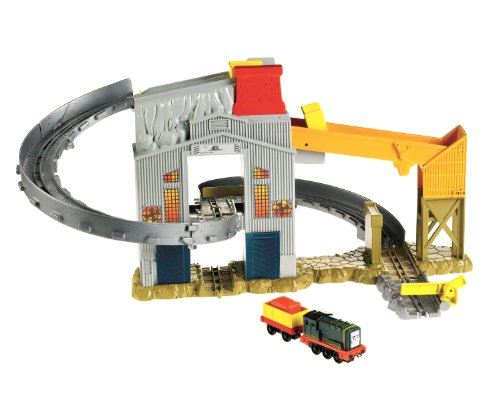 Thomas & Friends Take-n-Play Twist 'n Tumble Cargo Drop