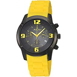 Mathey-Tissot Classic Reloj de Hombre Cuarzo 45mm Correa de Goma H511CHJ