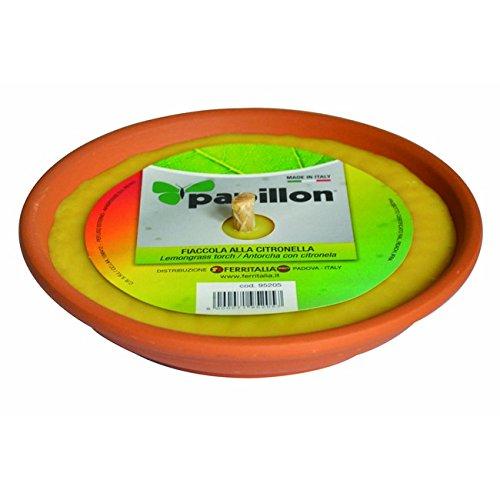 papillon-8045205-vela-anti-mosquitos-citronela-terracota-14-cm-120-g