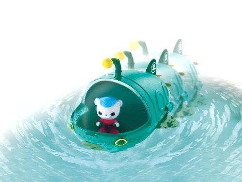 Mattel Fisher-Price T7014 – Die Oktonauten Guppy-A Einsatzboot - 6