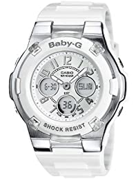 Casio Baby-G – Damen-Armbanduhr mit Analog/Digital-Display und Resin-Armband – BGA-110-7BER