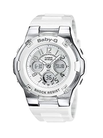 Casio Baby-G Damen- Armbanduhr Analog - Digital Quarz BGA-1