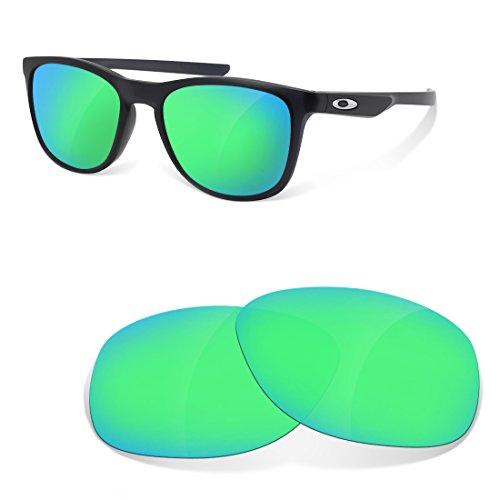 sunglasses restorer Ersatzgläser für Oakley Trillbe X, Sapphire + Ice Polarisierte
