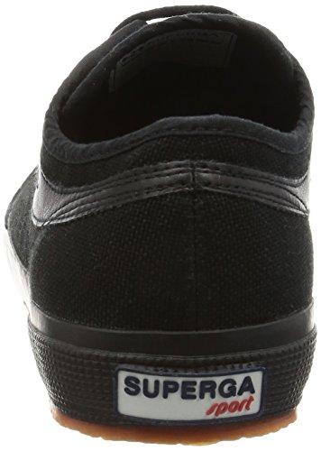 Superga 2750 Cotu Panatta S00BZP0 Schwarz 908 Herren Sneaker Schwarz