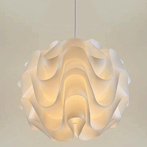 lustre GAODUZI Vague Étoiles Chambre Creative LED Énergie - Saving Lamps Eau Chandeliers Restaurant Lumières C Eau LED Source de Lumière Creative Modélisation Maître E27 * 1