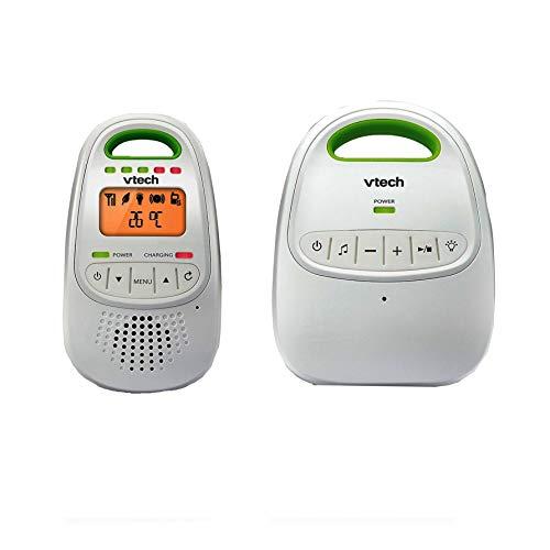 VTech Baby 80-026100 - Babyphon BM 2000, weiß