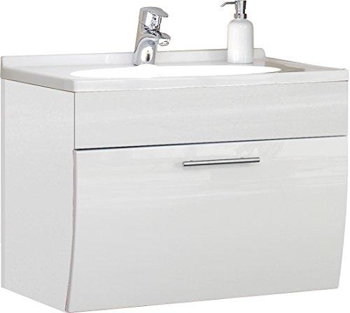 Posseik 5699 76 Waschplatz Santana weiß