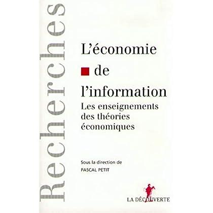 L'économie de l'information