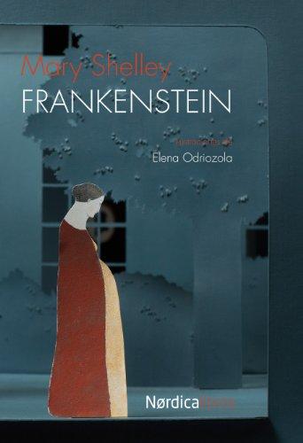Frankenstein o el moderno Prometeo (Ilustrados) por Mary Shelley
