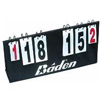 Baden Flip Table Scoring Board - Black, 40 cm